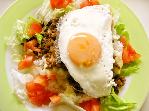 Easy and Authentic Okinawan Taco Rice