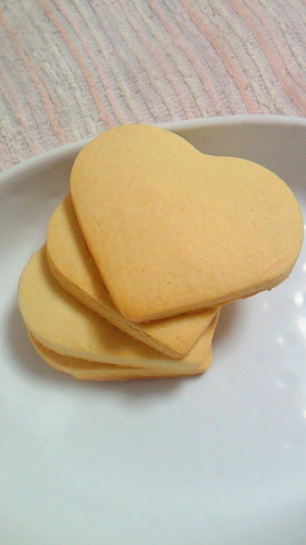 Sublime Cookies with Bread Flour and Cornstarch