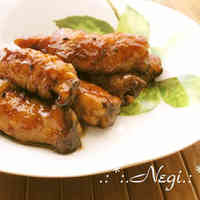 Sweet & Salty Teriyaki King Oyster Mushroom and Pork Rolls