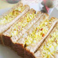 Carbonara Sandwich