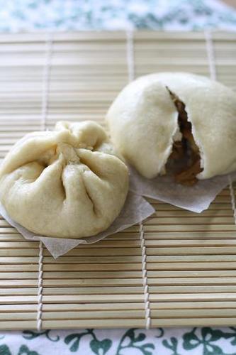 Simple Chinese Dumpling Dough