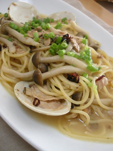 Hamaguri Clam Pasta