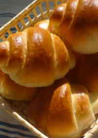 Chewy Yudane Butter Rolls