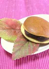 Easy and Impressive Rice Flour Dorayaki