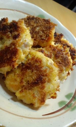Non-Fried Tofu Minced Katsu