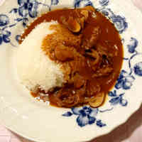 Hayashi Rice (Hashed Beef Stew on Rice) for Adults