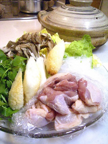 Easy Kiritanpo (Traditional Rice Dumplings from Akita Prefecture) Kiritanpo Hot Pot
