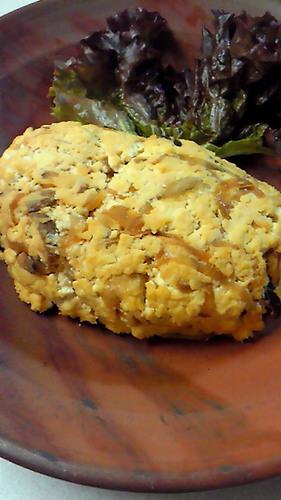 Vegetarian Tofu Loaf