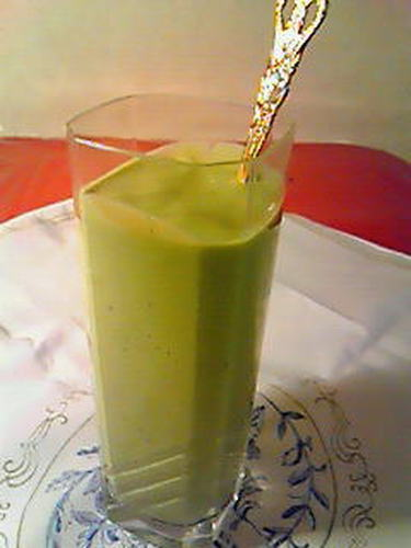 Fresh Avocado Juice