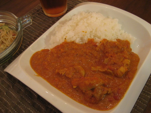 Authentic Indian Style Curry at Home