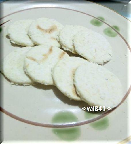 Healthy Okara Cookies