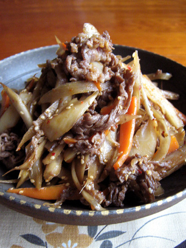 Let's Make it Tasty! Easy Stir-Fried and Simmered Beef & Vegetables