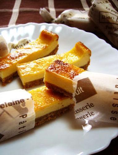 Just Mix Stick Cheesecake