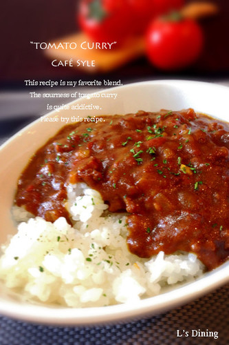 Café-style Tomato Curry