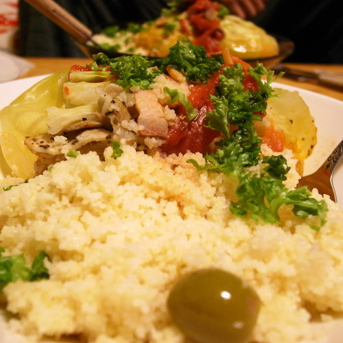 A Delicious Way to Steam Couscous