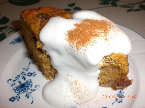 Maple Carrot Cake