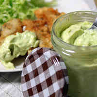 Avocado Mayonnaise for Fried Foods and More