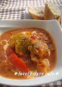 Awesome Creamy Tomato Stew