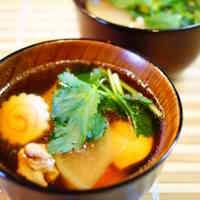 Ozoni (Mochi Soup)