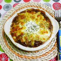 Simple Baked Curry Rice Casserole