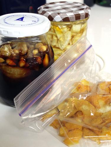 How to Preserve Yuzu: Frozen Peels, Yuzu Ponzu Sauce, and Yuzu Tea