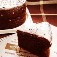 Very Rich! Gateau au Chocolat for Adults