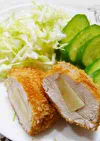 Chicken Cutlets with Breast Meat & Apple