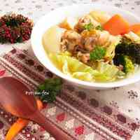 Vegetable and Chicken Pot-au-feu