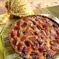 My Favorite Pumpkin and Pecan Tart
