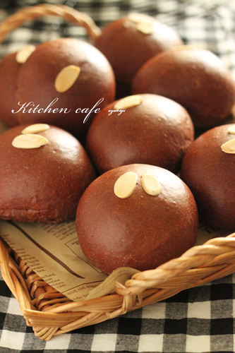 Cocoa Chocolate Bread