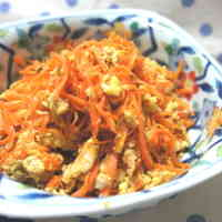 My Family's Carrot Shirishiri (an Okinawan Dish)