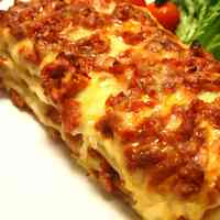 Extremely Easy Lasagna