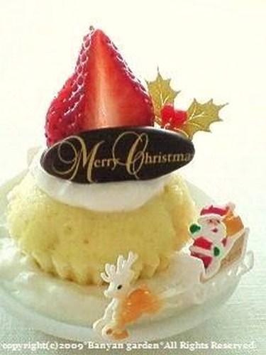 Christmas Cake for Babies