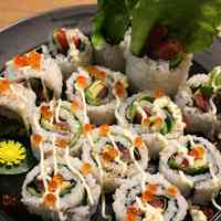 California Rolls with Fillings of Your Choice